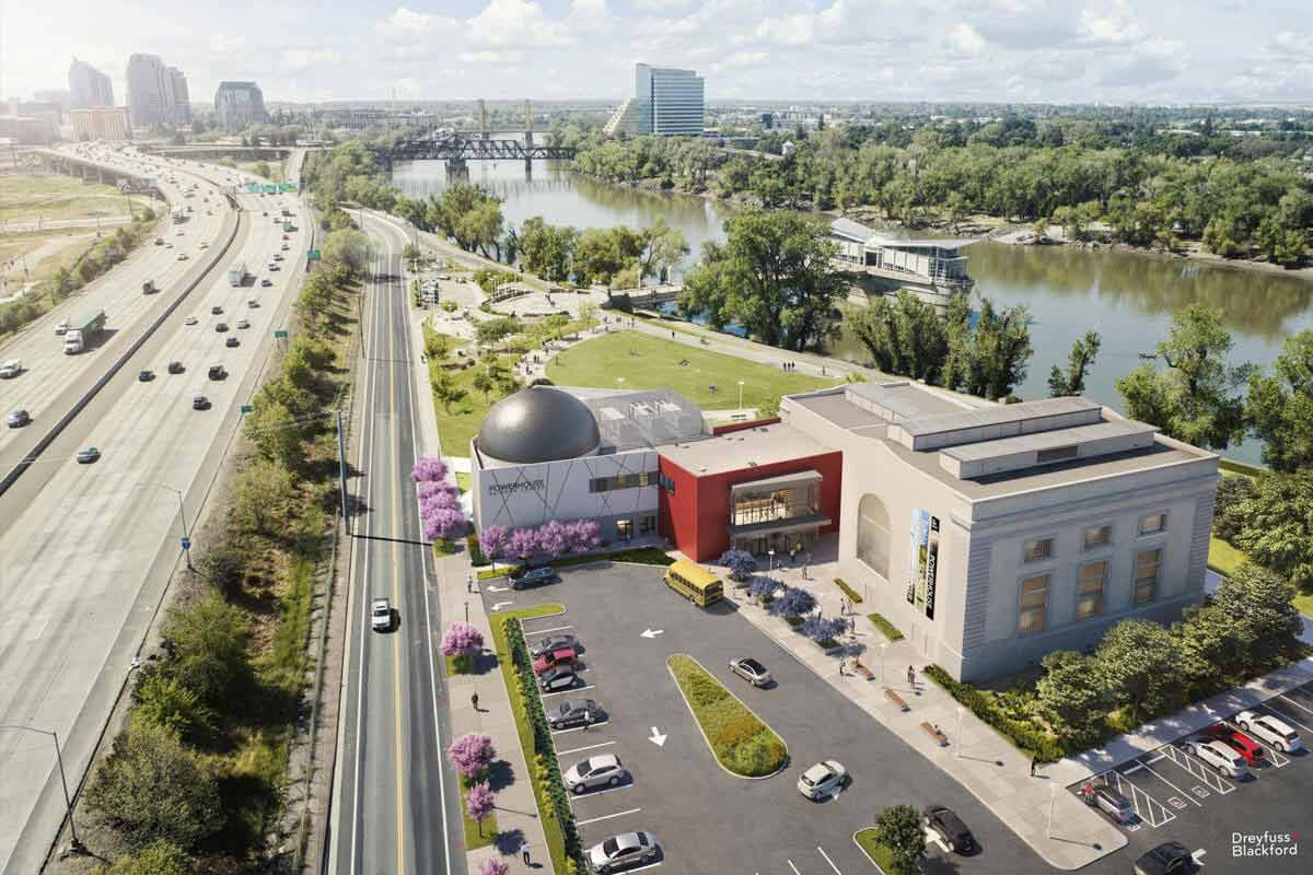 Powerhouse Science Center Ignites Sacramento Riverfront Revival