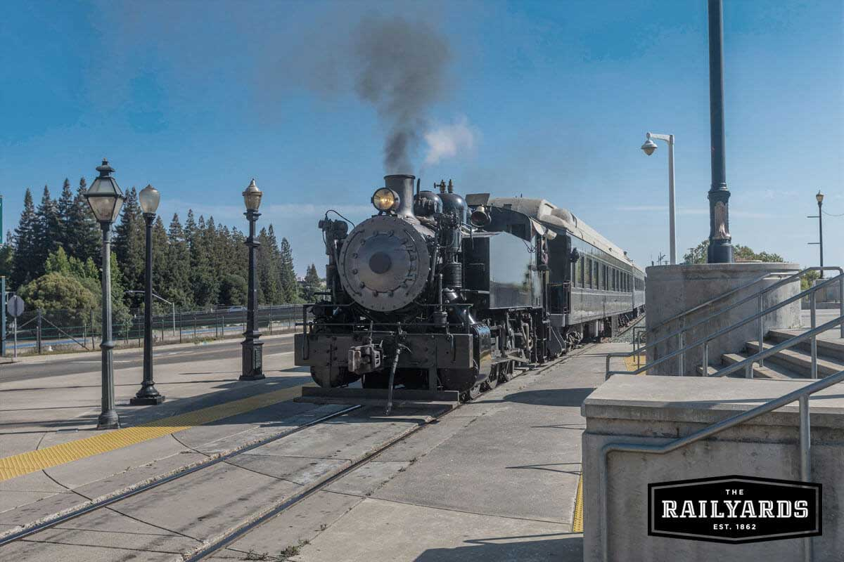 Sacramento Celebrates 150th Anniversary of Transcontinental Railroad