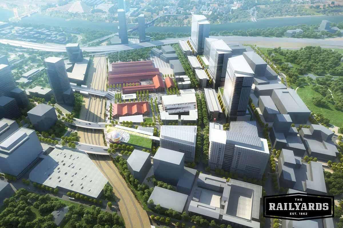 Sacramento Railyards Awarded Urban Greening Grant