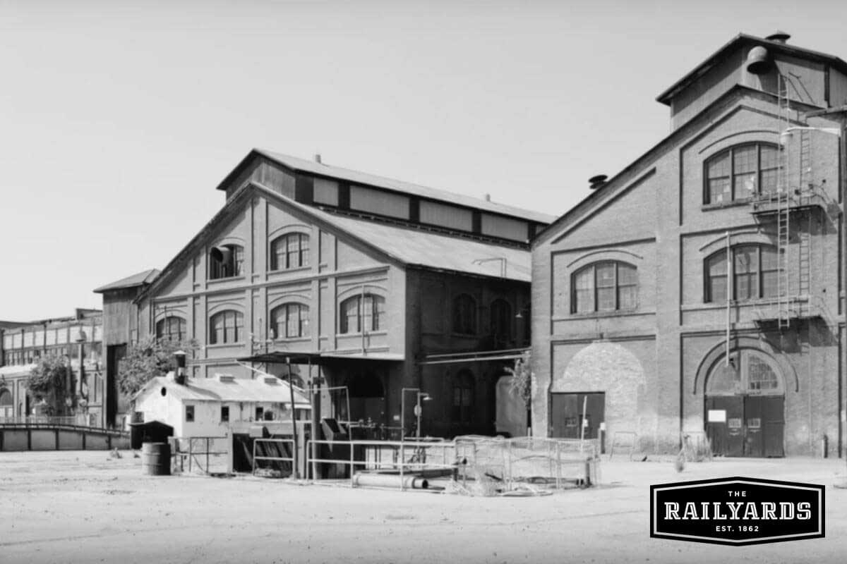 The Railyards History