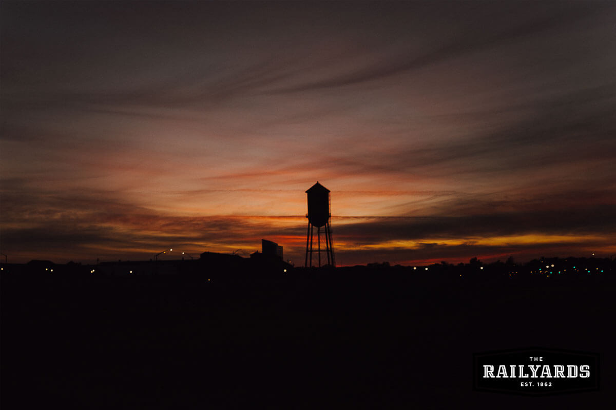 Watering the Railyards: The Historic Water Tower