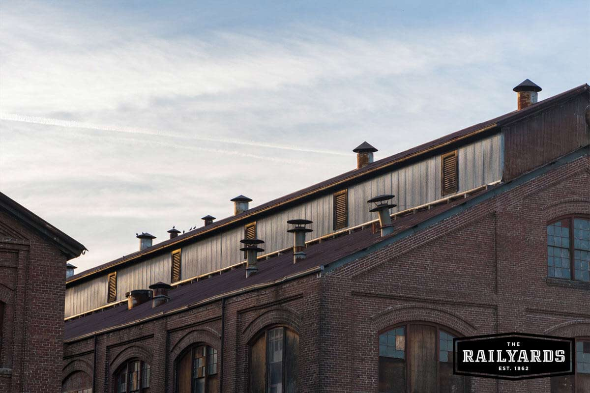 What Happens to the Historic Buildings in The Railyards?
