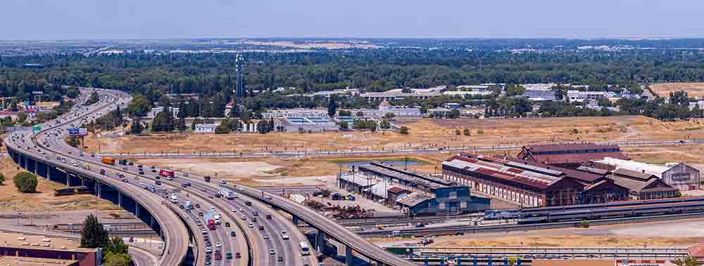Sacramento and The Railyards