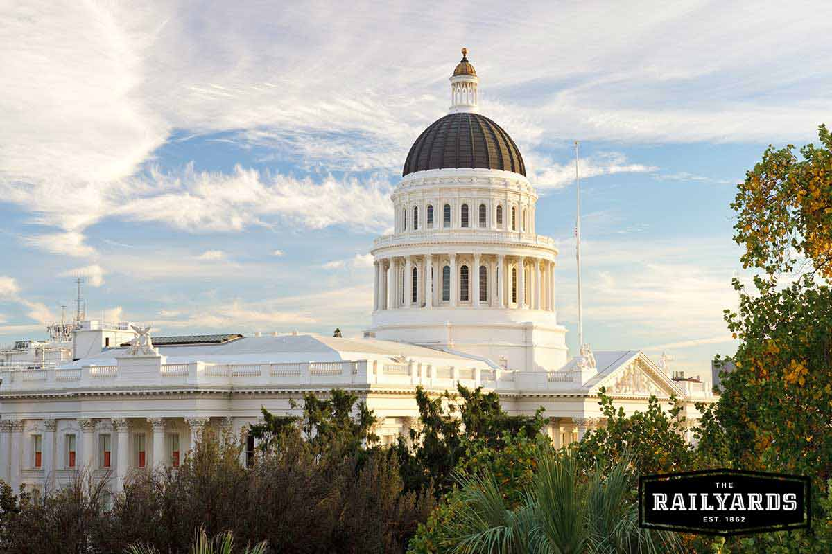 An image of the state Capitol in Sacramento. Learn more about these 4 COVID relief programs.