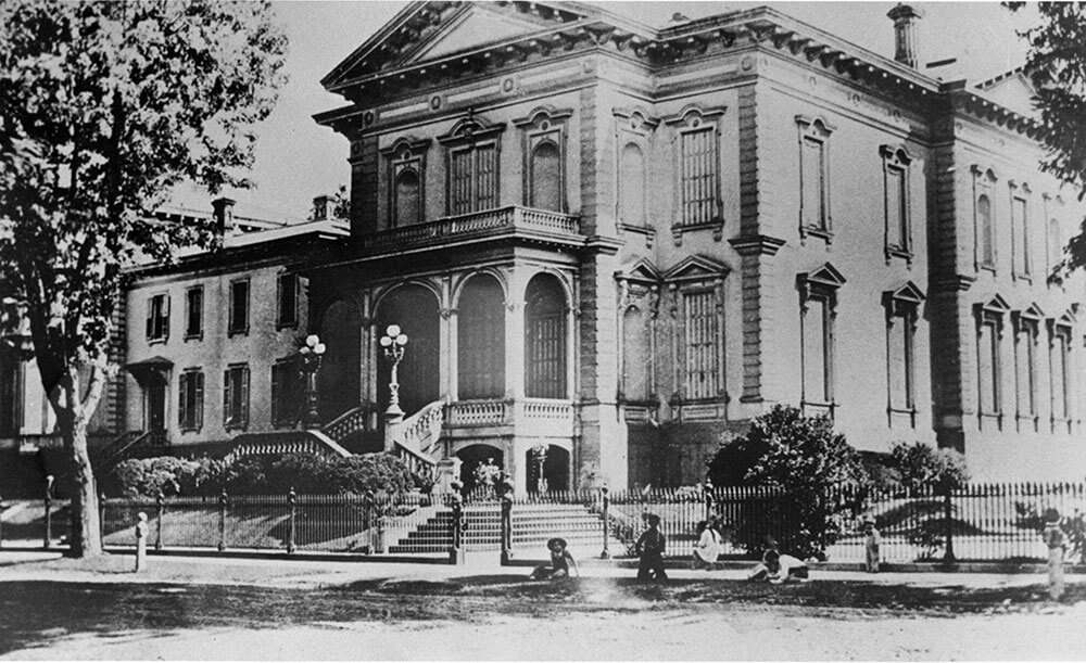 The Original Crocker House