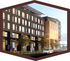The Railyards Residential Development